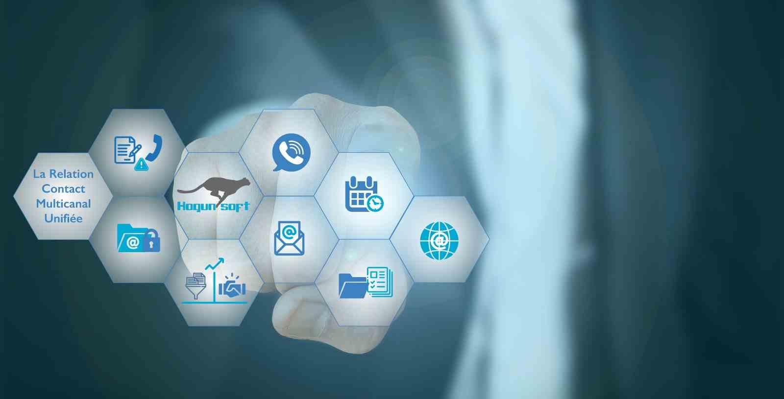 Le logiciel CRM gratuit de gestion client et contacts le plus complet du marché